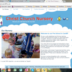 Christ Church Nursery