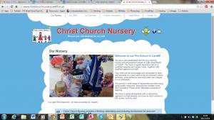 Christ Church Nursery Screenshot