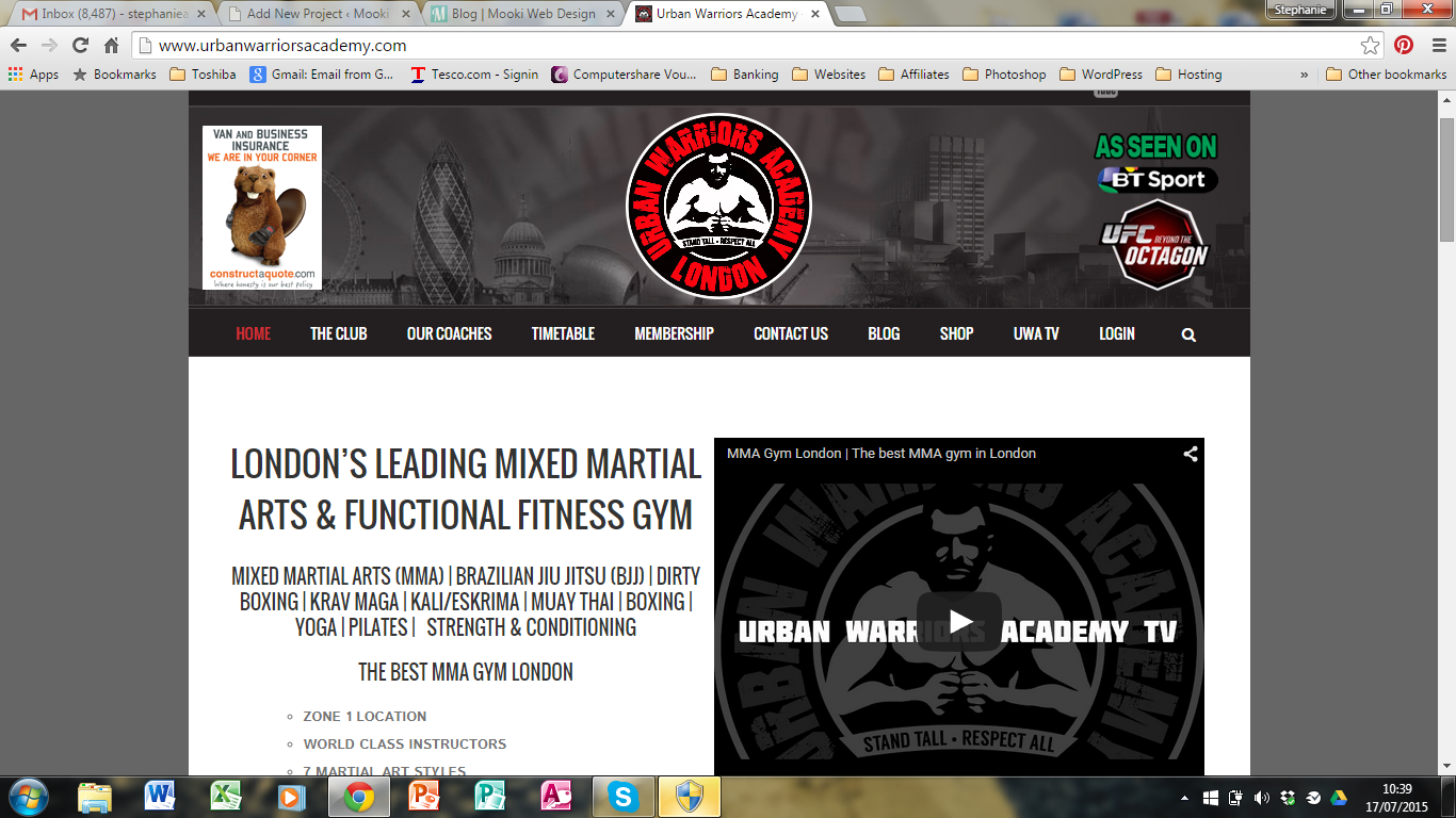 Urban Warriors Academy